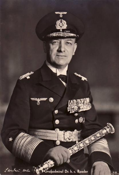 Kriegsmarine Officer's, NCO & EM rank insignia