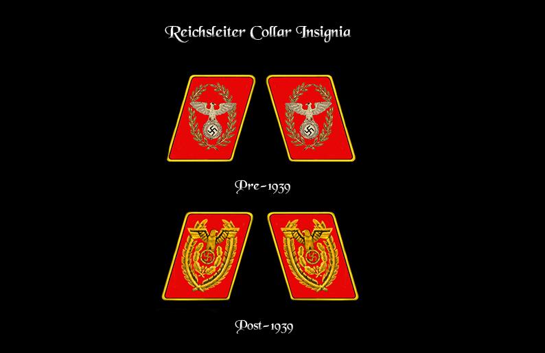Reichsleiter Insignia