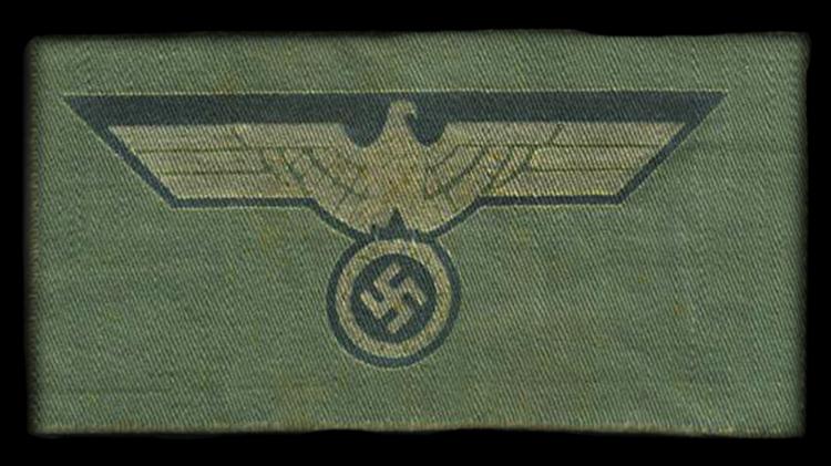Heer Uniform Breast Eagles