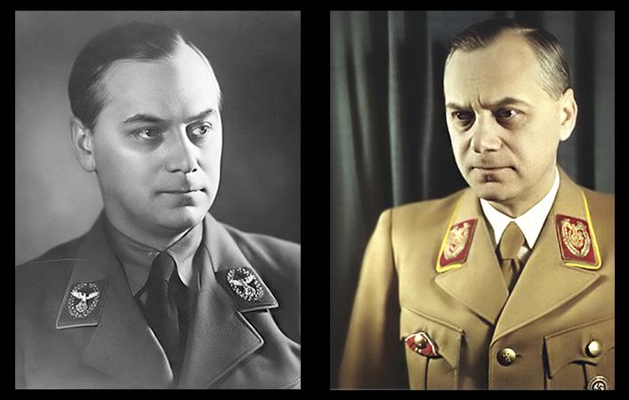 reichsleiter Alfred Rosenberg